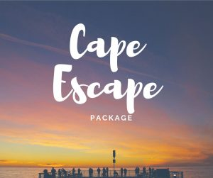 Cape Escape Package